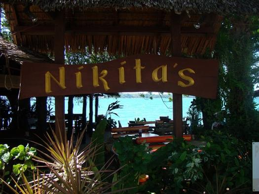 Nikita's Beach Restaurant